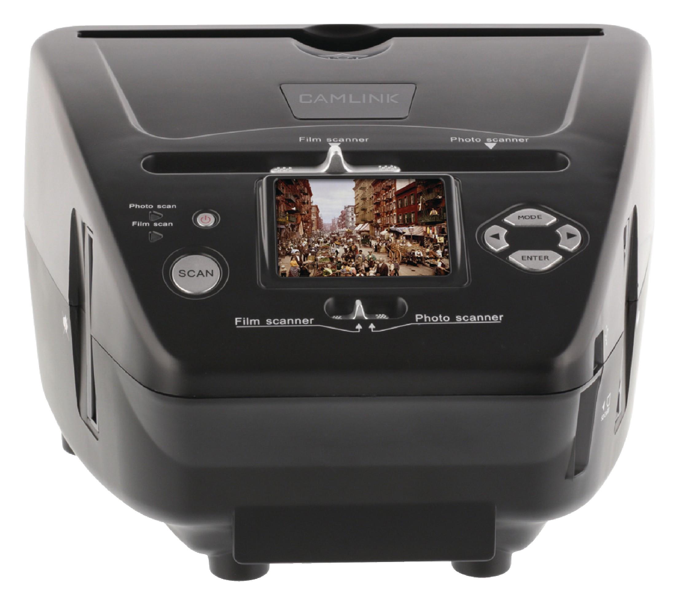 Skener negativů a diapozitivů, 10 Mpixel, Camlink CL-FS50