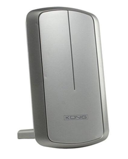 Anténa pokojová DVB-T/T2 se zesilovačem 18 dB KN-DVBT-IN60