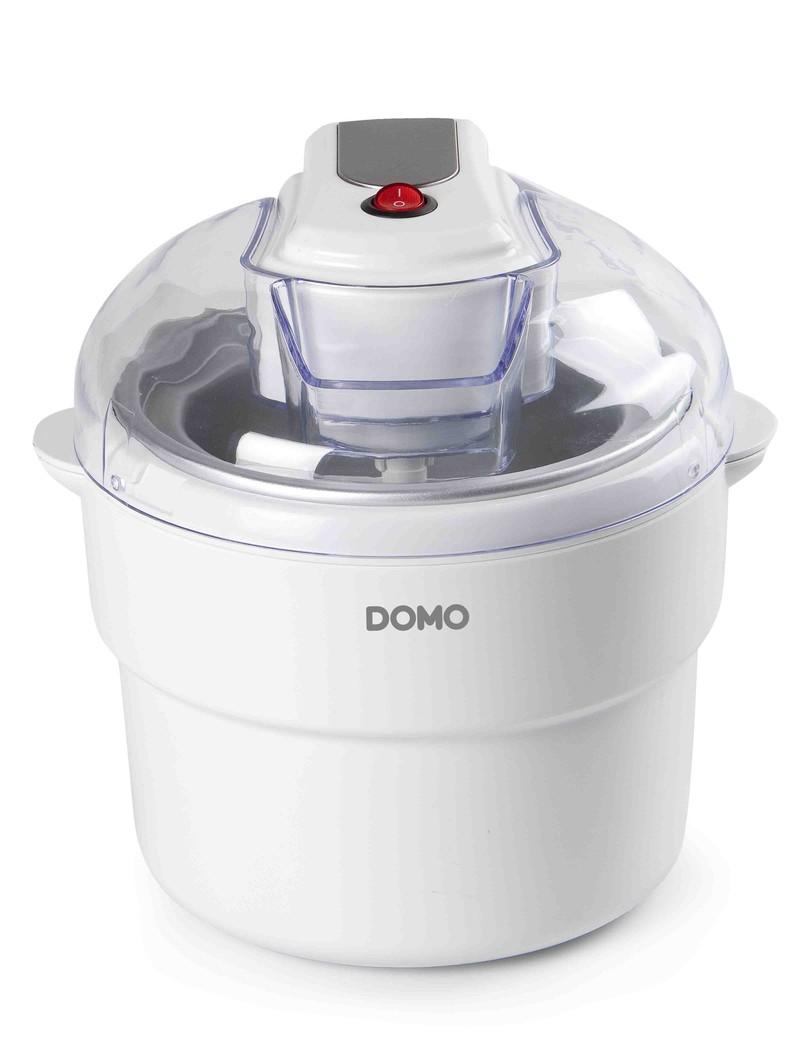 Stroj na zmrzlinu (zmrzlinovač) - DOMO DO2309I, 1 litr